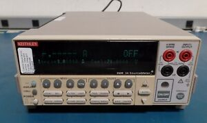 Keithley Instruments 2420 60v 3a 60w High Current Sourcemeter