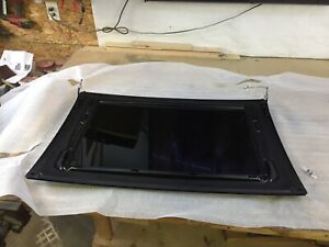 W221 Mercedes S550 S600 S63 Center Panoramic Sunroof Glass Oem 2217801221