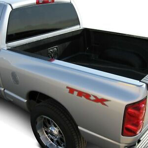 For Ford Ranger 1993 2005 Ici Br31 Br series Stainless Steel Side Bed Caps