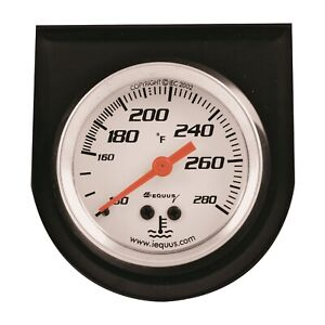 Equus 5242 5000 Series Water Temp Gauge