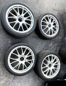 Genuine Oem Factory Ferrari F430 Challenge Center Lock Wheels 430 Centerlock