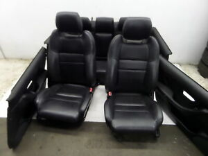 Subaru Legacy Gt Jdm Rhd Leather Seats Black Bh B4 00 04 Oem Wagon
