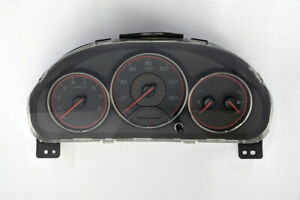 2003 2005 Honda Civic Coupe Mt W O Side Srs W Abs Speedometer Gauge Cluster