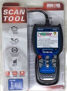 Clearance Innova 3040 Diagnostic Scan Tool code Reader Live Data Obd2 Vehicles