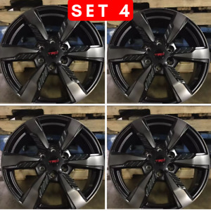 New 20 Inches Wheels Rims Compatible With Tacoma 4runner Set Of 4 6x139 7