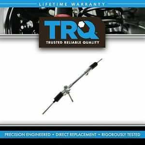 Manual Steering Rack Pinion Assembly For Pinto Mustang 2 Ii Bobcat