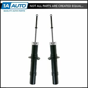 Front Shock Absorber Pair Set For Chrysler Sebring Dodge Stratus Plymouth Breeze