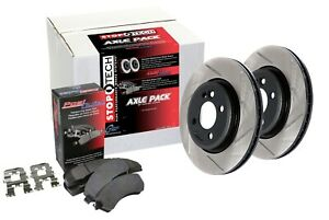 Stoptech 937 40065 Street Axle Pack Fits 13 15 Accord