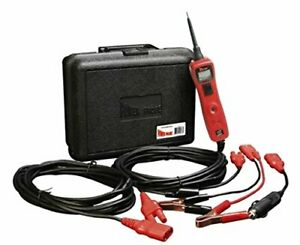 Power Probe Pp319ftcred Test Light And Voltmeter With Case And Accessories