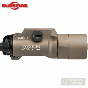 SureFire Ultra WEAPON LIGHT 1000 Lumens T Slot X300U B TN TAN FAST SHIP $234.11