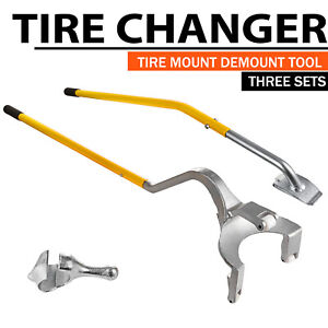 Tire Changer Tire Mount Demount Tool Tools Tubeless Truck Extra Bead Keeper