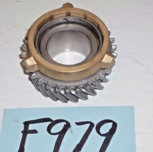 Used Oem 56 62 Mga 62 67 Mgb Gearbox 3rd Gear 3rd 4th Synchro Ring F979