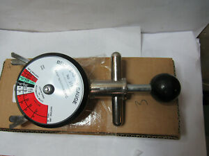 Draf Belt Tension Gauge No 371 With 2 Sets Of Instructions A512 4