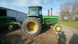 1975 John Deere 4430 W duals Showing 8366 Hours New Cab Kit