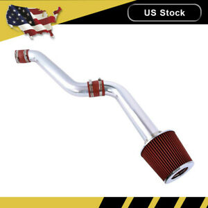 2 75 For 1994 2002 Honda Accord Dx Lx Ex Se L4 Cold Air Intake Kit Red Filter