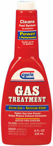 Cyclo Gas Treatment System Cleaner And Water Remover 12 00 Oz P N C43