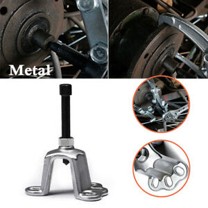 1pc Metal Front Wheel Drive Wheel Bearing Hub Puller Installer Fwd Remover Tool