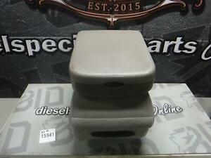 1994 1997 Dodge Ram 2500 Oem Center Jump Seat Storage beige Oem