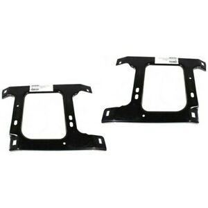 Bumper Bracket Set For 2002 08 Dodge Ram 1500 03 09 Dodge Ram 2500 3500 Front