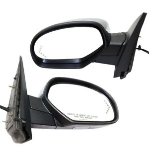 Mirror For 2007 2014 Chevrolet Tahoe Driver And Passenger Side