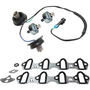 New Knock Sensor Kit For Chevy Avalanche Express Van Suburban Savana Yukon Gmc
