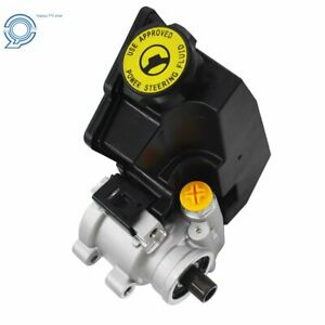 New Power Steering Pump For 96 03 Jeep Cherokee Wrangler Tj 4 0l L6 Gas Ohv Usa
