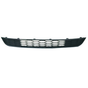 1pc Auto Black Front Grille Lower Part Vent Trim For Ford Edge 2 0 3 5 2011 2014