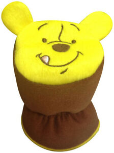 Winnie The Pooh Shift Cover Pooh Smile Collection Official Pooh Auto Accessory