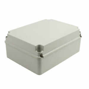 310x230x128mm Dustproof Ip65 Junction Electronic Project Box Enclosure Cover