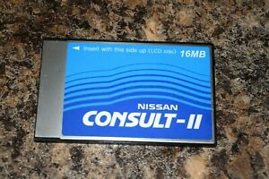 Vetronix Consult 2 16mb Program Card Up To 2007