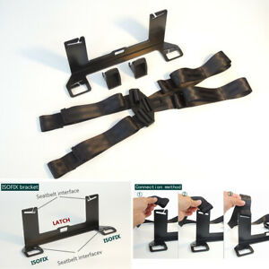 Latch Isofix Belt Connector car Seat Belt For Child Safety Seat On Suv