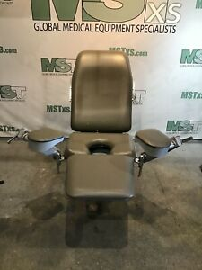 Gt Products Emma 1219 Urodynamic Exam Procedure Chair Medical Healthcare