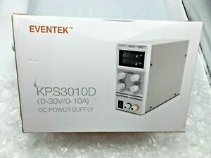 Eventek Dc Power Supply Adjustable Variable Switching Regulated Digital Kps3010d