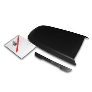 Racing Hood Scoop Matte Black Vent Cover Fit For Ford Mustang 2005 2014 H4d3