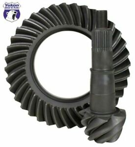 Yukon Ring Pinion Gear Set For Ford 8 8 Reverse Rotation In A 4 56 Ratio