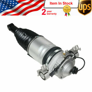 Rear Left For Vw Touareg Porsche Cayenne Air Suspension Shock Struts 7p6616019g