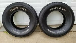 Tires 245 75 16 Set Of 2