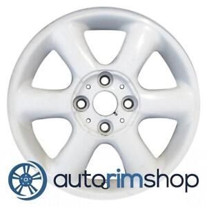 Mini Clubman Cooper 2007 2014 15 Oem Wheel Rim White