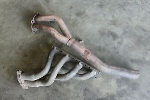 Bmw E30 318i 318is M42 Exhaust Manifold Headers Oem