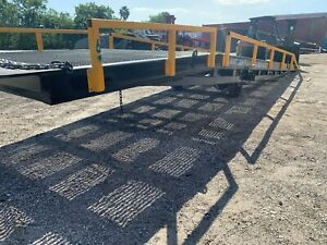 Used Forklift Ramp Yard Ramp Yard Dock 24 000lb Extra Wide 90
