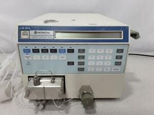 Hitachi L 6200a Hplc Intelligent Pump P n 885 5301