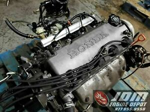 96 00 Honda Civic 1 6l Sohc Vtec Engine Jdm D16a