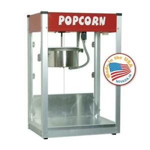 Paragon 1108510 Tf8 8 Oz Thrifty Popcorn Popper