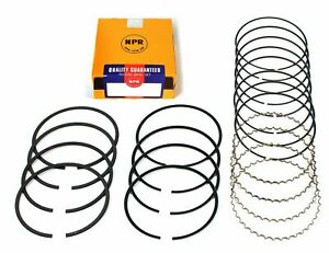 88 95 Honda Civic Crx Del Sol 1 5l Piston Rings D15b