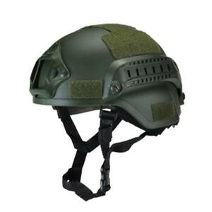 MICH2000 Helmet Outdoor Airsoft Military Tactical Combat Cap Hat Riding Hunting