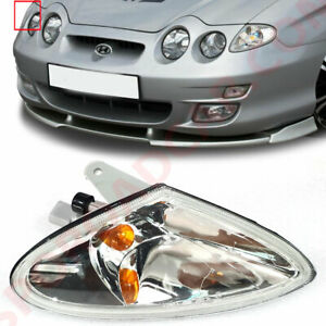 Oem Parts Front Turn Signal Lights Lamp Clear Rh For Hyundai 1999 2001 Tiburon