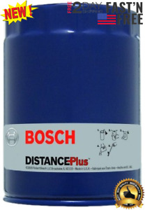 Bosch D3323 Distance Plus High Performance Oil Filter Pack Of 1