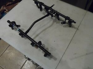 Ls1 Ls6 Corvette Camaro Trans Am Fuel Rail Stock Injectors Hot Rod Lsx Swap