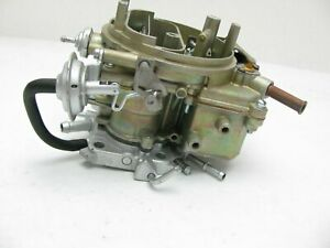 Holley Carburetor H2 2245 Core For Various Chrysler Dodge Plymouth Ch 628