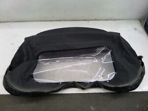 Mazda Miata Mx 5 Convertible Soft Top Roof Nb 01 05 Oem Plastic Rear Windo